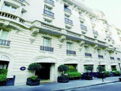 hotel le littre paris compar dans 4 agences. Black Bedroom Furniture Sets. Home Design Ideas