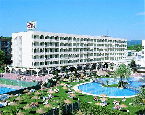 hotel evenia olympic palace lloret de mar compar dans 4. Black Bedroom Furniture Sets. Home Design Ideas