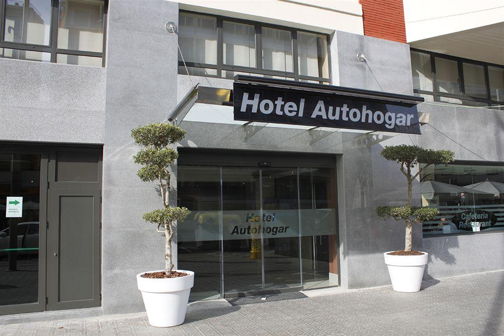 Hotel auto hogar barcelone compar dans 4 agences for Hotel pas cher catalogne