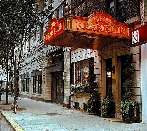 Beekman Tower Hotel à New York comparé dans 1 agence