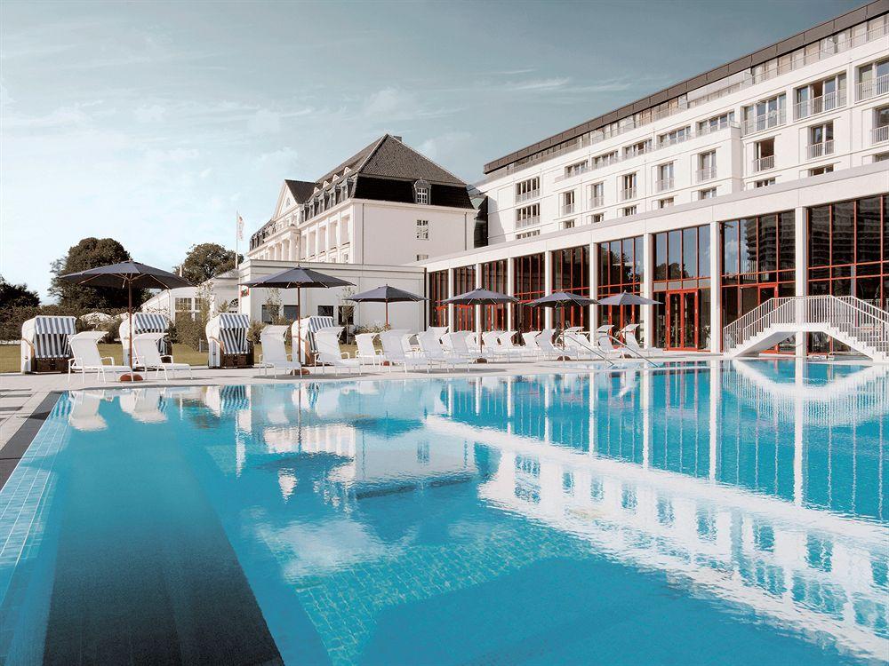 Hotel a rosa travemunde travemunde compar dans 3 agences for Chaine hotel pas cher en france