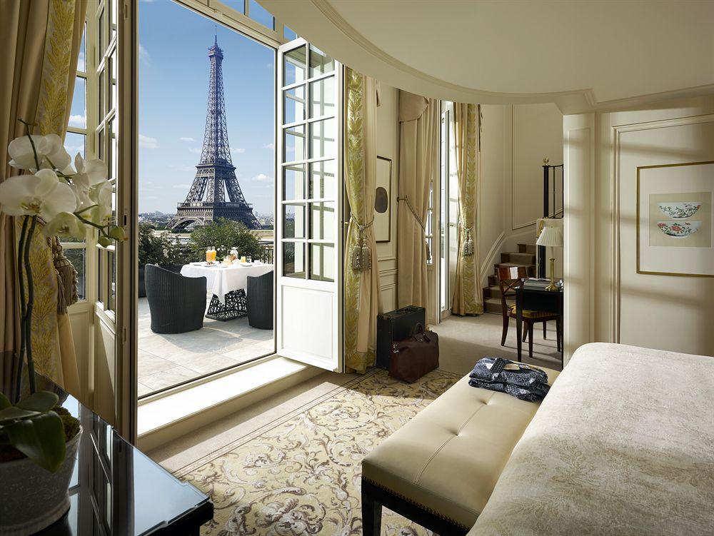 Shangri la hotel paris paris compar dans 4 agences for Hotel paris comparateur