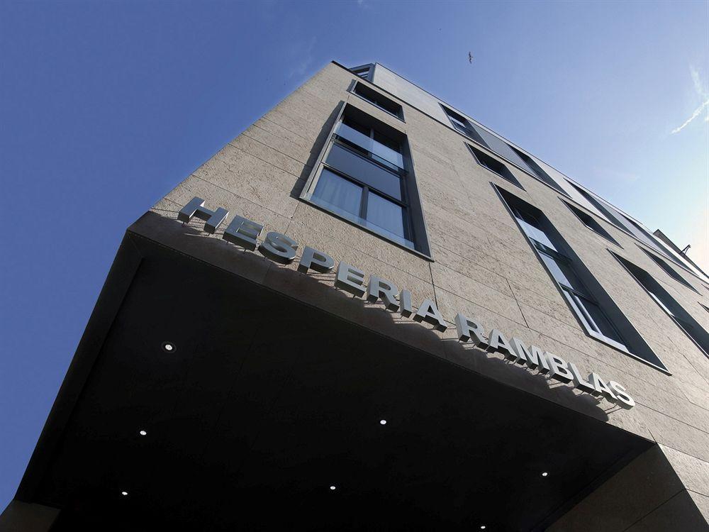 Hotel hesperia ramblas barcelone compar dans 4 agences for Hotel pas cher catalogne
