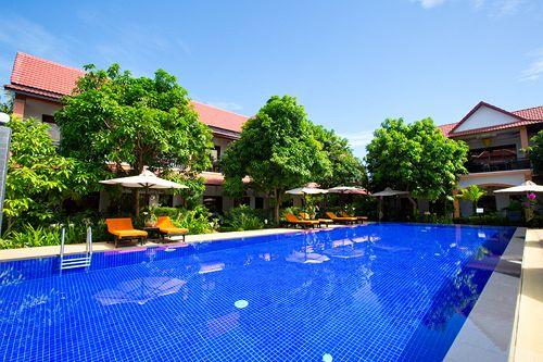 central boutique angkor hotel siem reap compar dans 3 agences. Black Bedroom Furniture Sets. Home Design Ideas