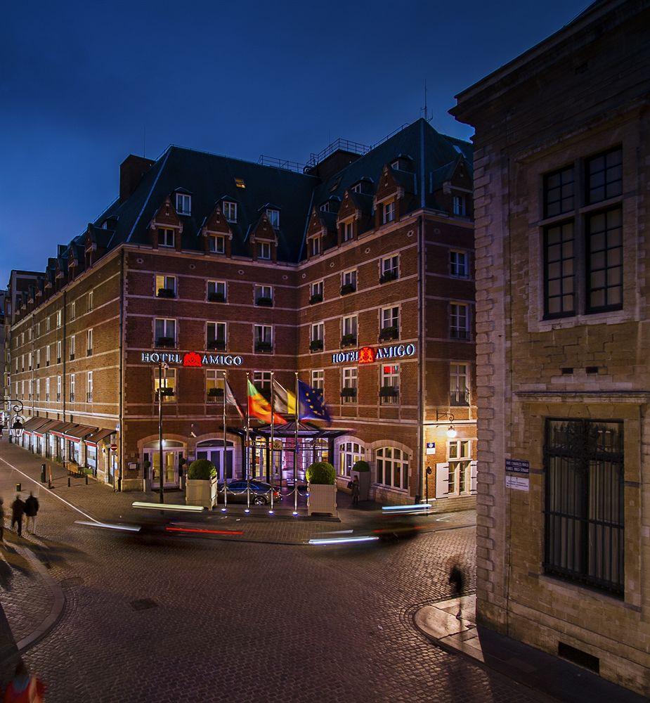 Rocco forte hotel amigo bruxelles compar dans 4 agences for Hotel a bruxelles