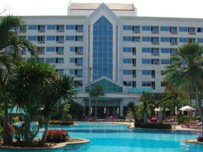 Hotel Pas Cher Pattaya Thailande