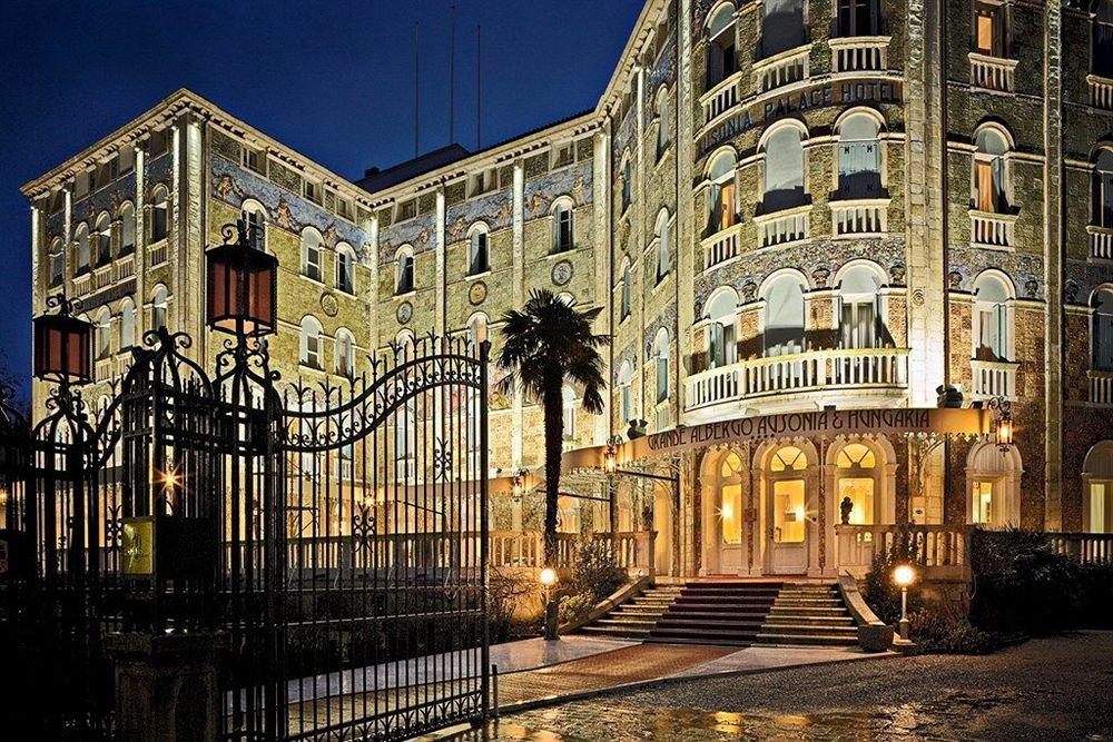 Hotel grande albergo ausonia hungaria venise compar for Comparateur hotel italie