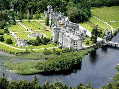 hôtel de luxe irlande