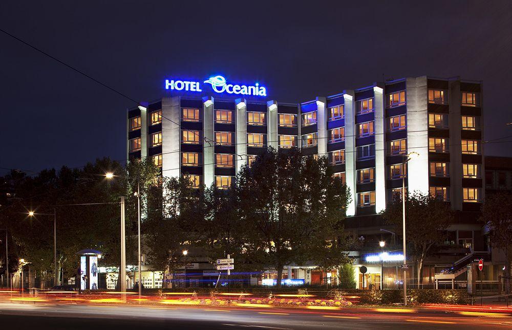 Hotel Des Puys Clermont Ferrand Restaurant