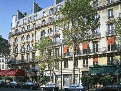 Hotel printania porte de versailles paris compar dans 3 - Paris gare de lyon porte de versailles ...
