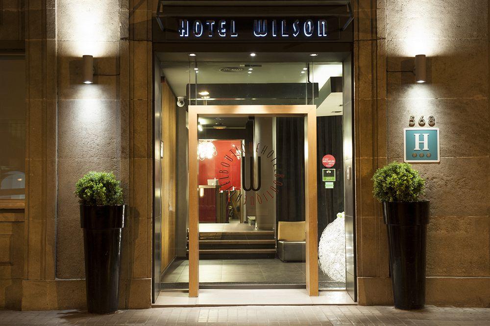 Hotel Wilson Boutique Barcelone