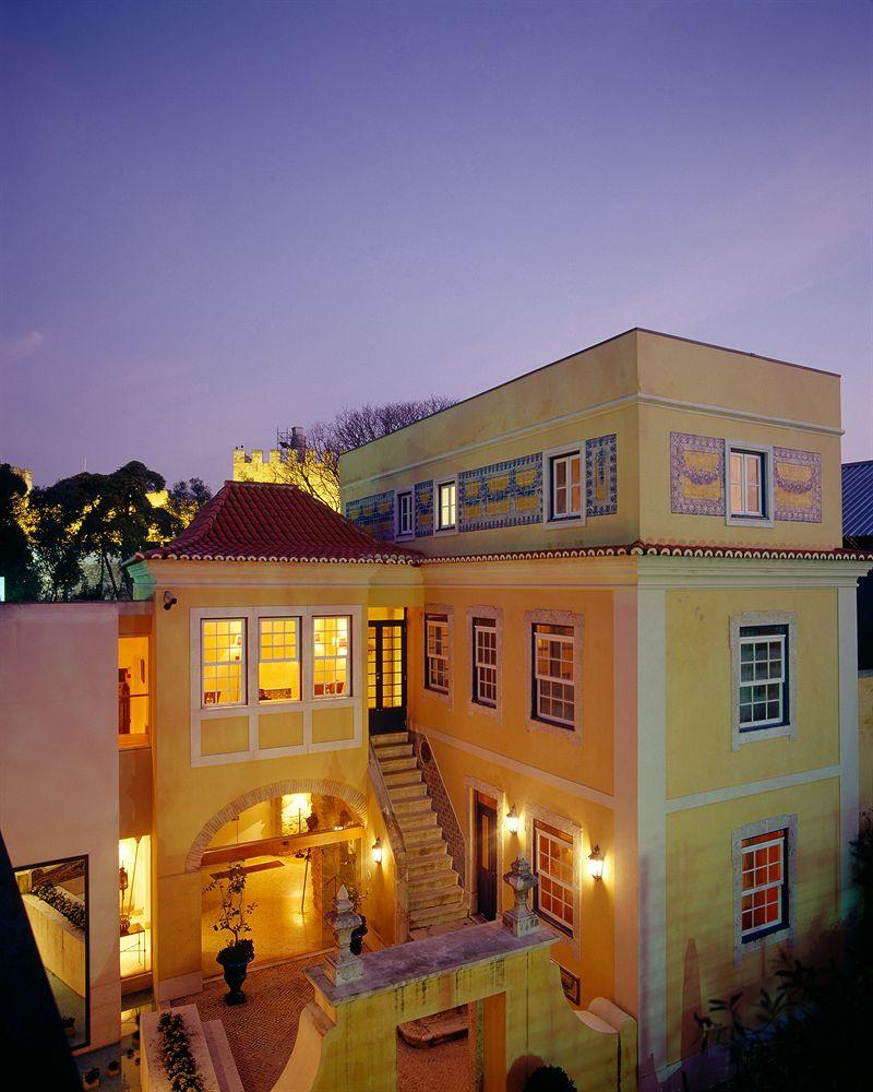 Hotel solar dos mouros lisbonne compar dans 4 agences for Hotels lisbonne