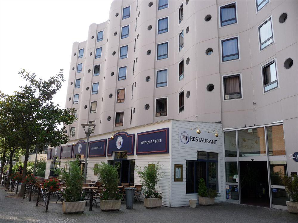 Hotel rouen saint sever rouen compar dans 8 agences for Chaine hotel pas cher en france