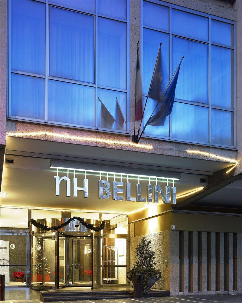 Hotel nh bellini catane compar dans 4 agences for Comparateur hotel italie