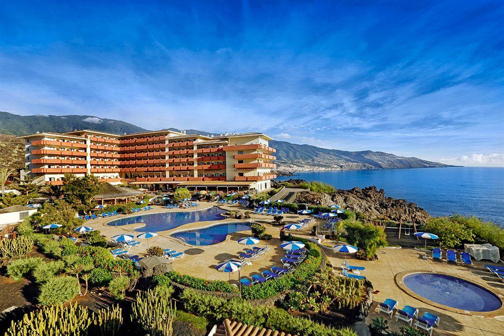 hotel h10 taburiente playa santa cruz de la palma compar dans 4 agences. Black Bedroom Furniture Sets. Home Design Ideas