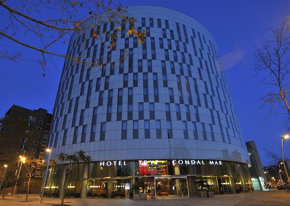 Tryp barcelona condal mar hotel barcelone compar dans 5 for Hotel pas cher catalogne