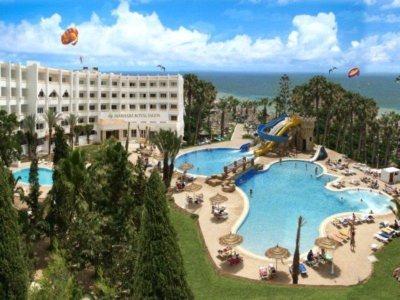 reservation hôtel tunisie sousse