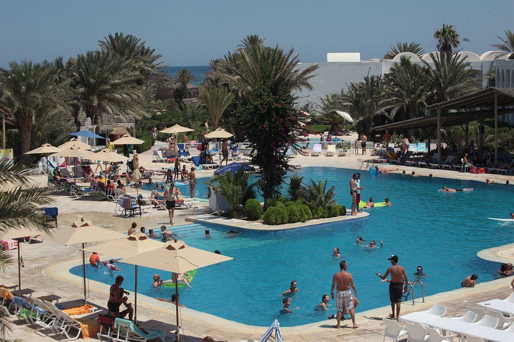 Vol Hotel Pas Cher Djerba