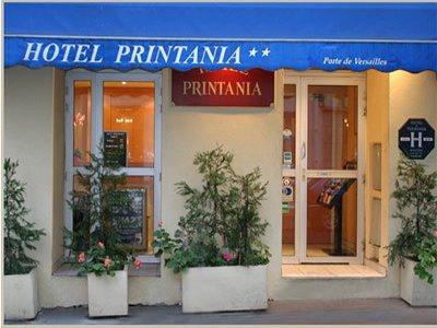 hotel printania porte de versailles paris compar dans 3 agences. Black Bedroom Furniture Sets. Home Design Ideas