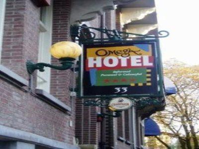 Omega hotel amsterdam compar dans 1 agence for Omega hotel amsterdam
