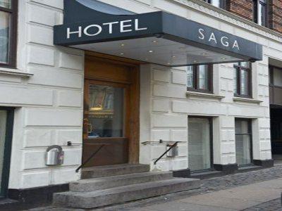 saga hotel copenhague compar dans 4 agences. Black Bedroom Furniture Sets. Home Design Ideas