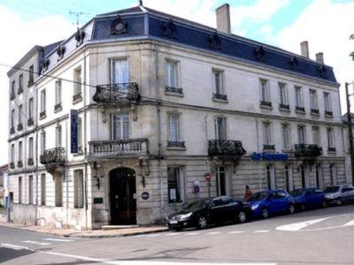 Hotel cordouan by thalazur royan compar dans 4 agences for Hotel appart royan