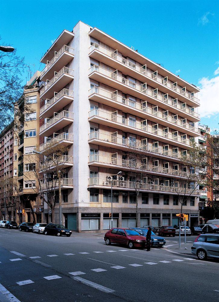 Hotel nh barcelona les corts barcelone compar dans 4 for Hotel pas cher catalogne