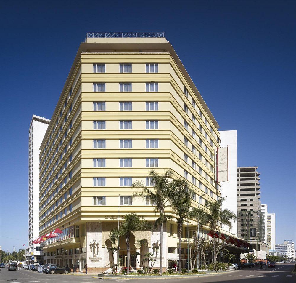 Hotel royal mansour meridien casablanca compar dans 6 for Chaine hotel pas cher en france