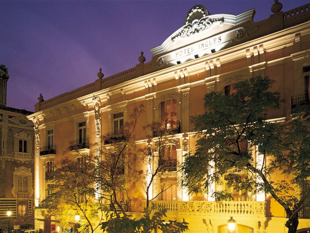 Hotel red nest valence compar dans 1 agence for Nh jardines del turia