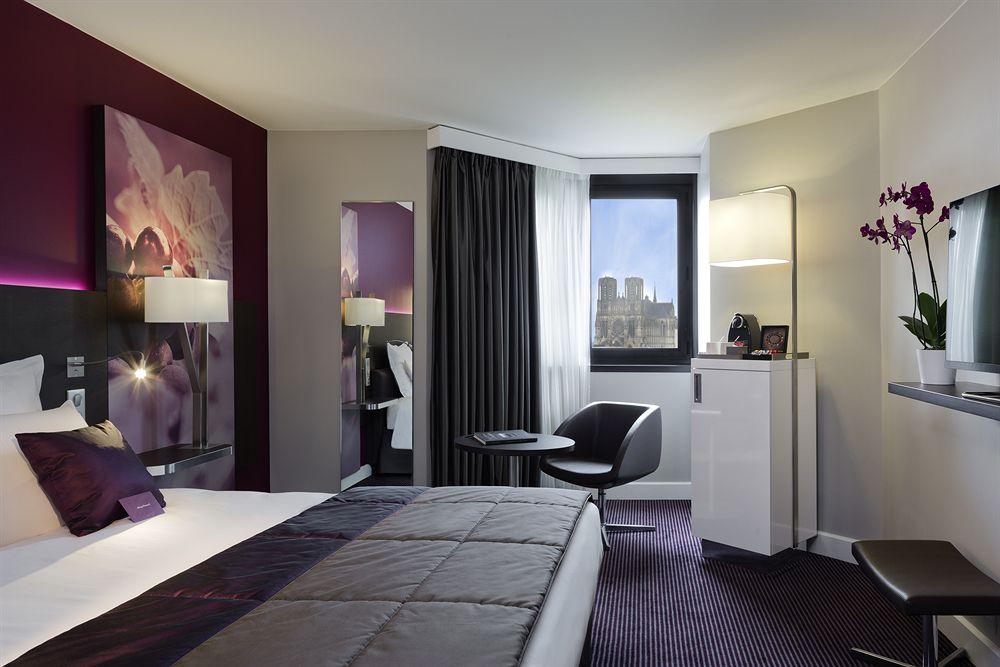 Hotel mercure reims cathedrale reims compar dans 4 agences for Hotels reims