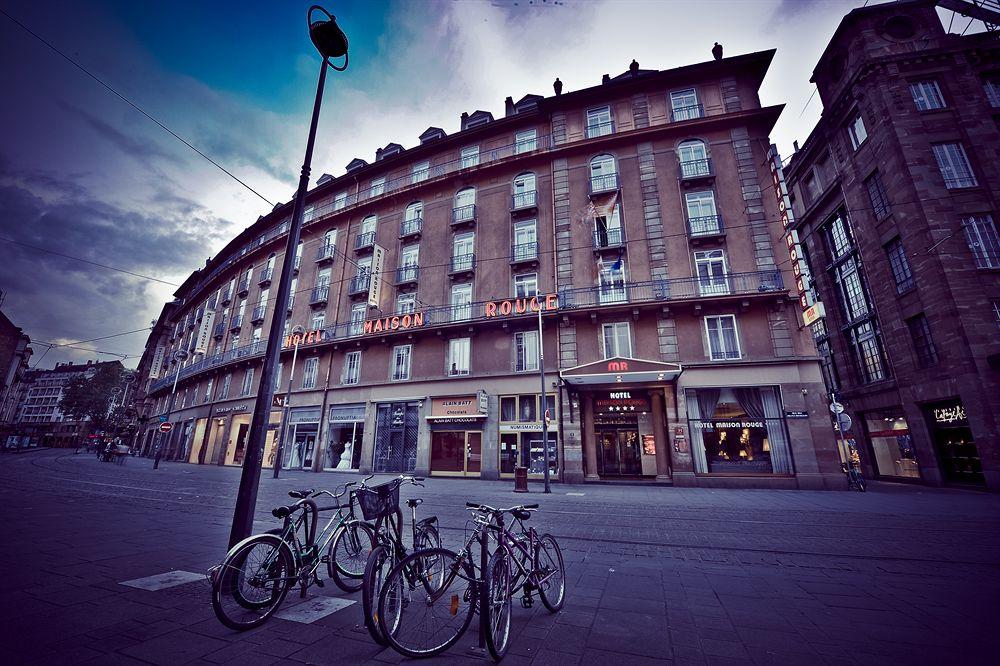 Hotel maison rouge strasbourg compar dans 5 agences for Chaine hotel pas cher en france