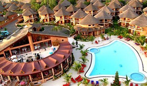 Hotel Le Lamantin Beach Resort And Spa 224 Saly Compar 233 Dans 4 Agences