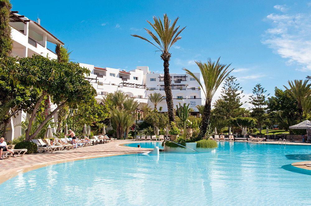 Hotel Coralia Club Agadir La Kasbah 224 Agadir Compar 233 Dans 1 Agence