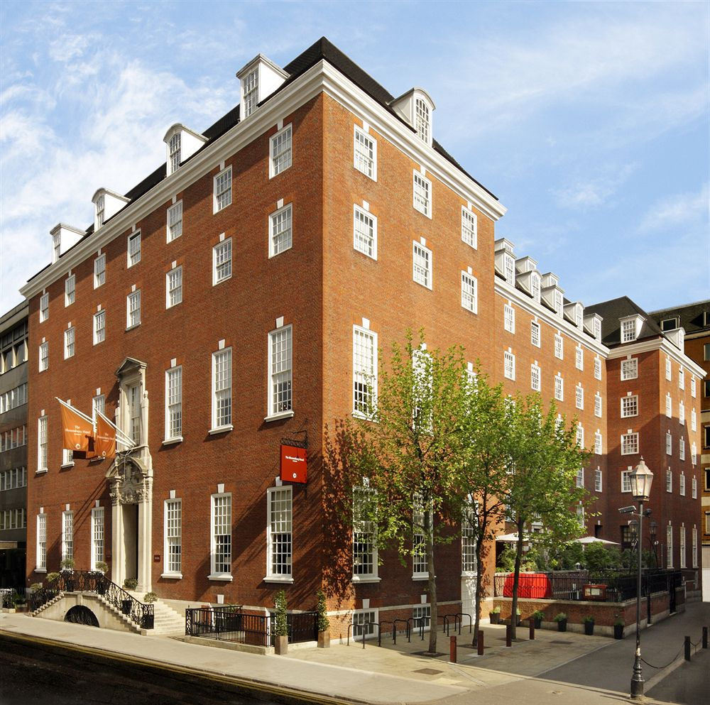 The bloomsbury hotel londres compar dans 4 agences for Hotel w londres