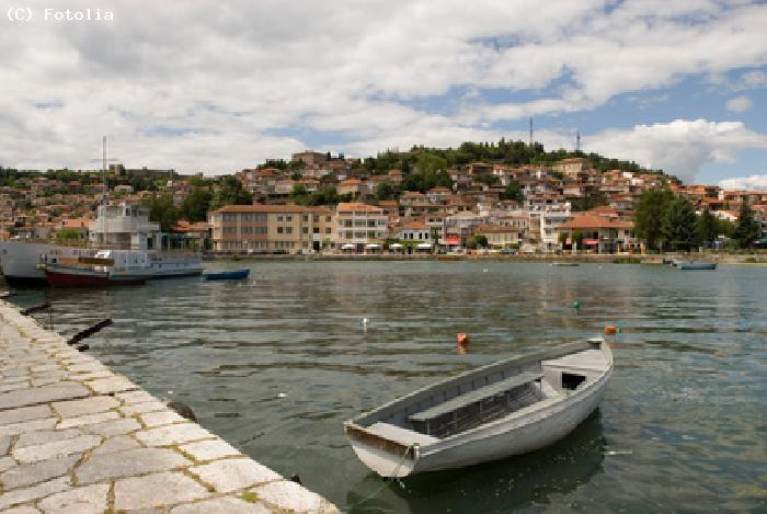 Lac Ohrid - Macedoine