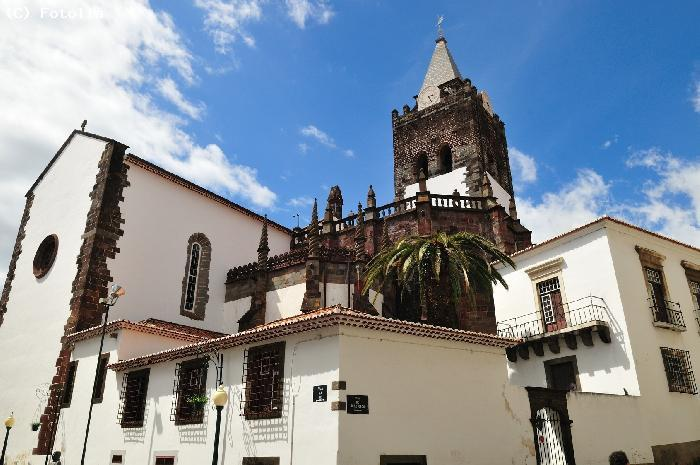 Cathedrale de Funchal - Madere