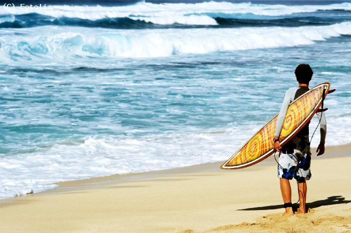 Surf - Hawaii