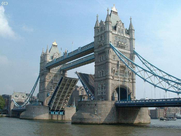 Tower Bridge - Angleterre