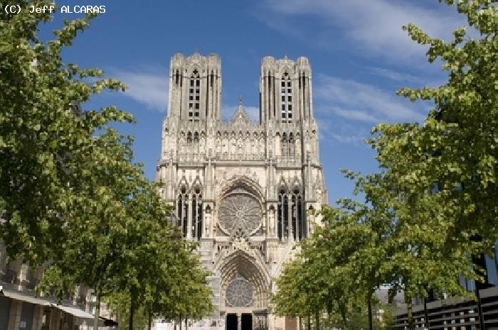 Cathedrale de Reims - Champagne Ardenne