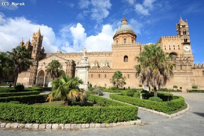 Cathedrale - PALERME