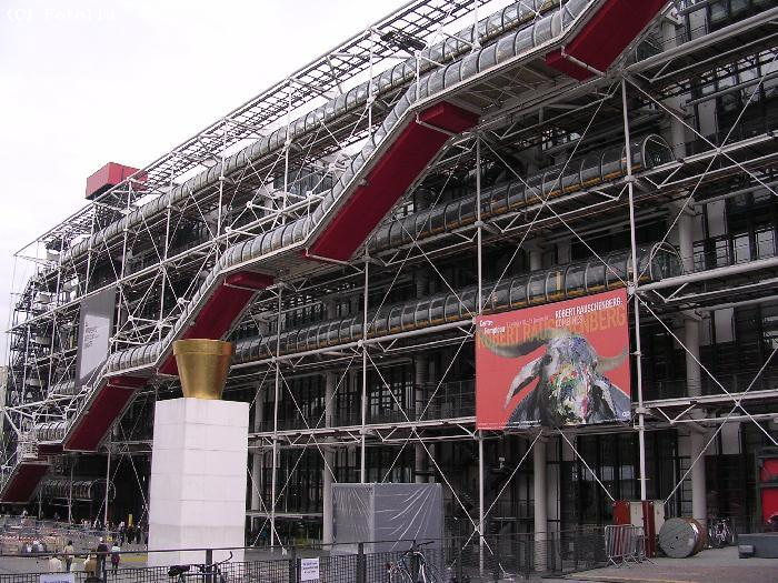 Centre Georges Pompidou - Paris