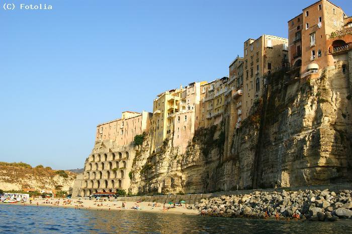 S jours en calabre partir de 691 sur le comparateur de for Comparateur hotel italie