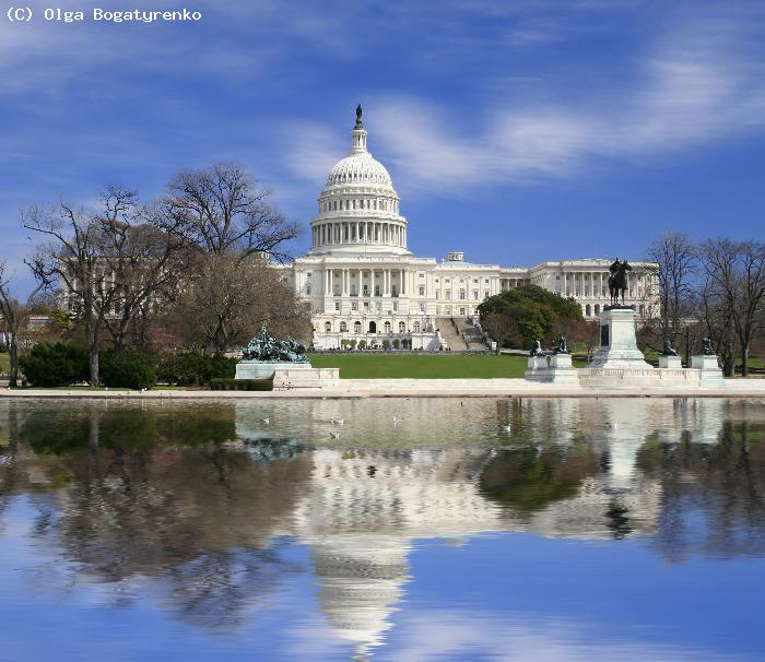 Le Capitole - WASHINGTON