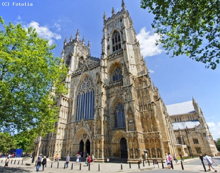 Cathedrale de York - YORK