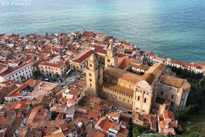 Cathedrale - CEFALU