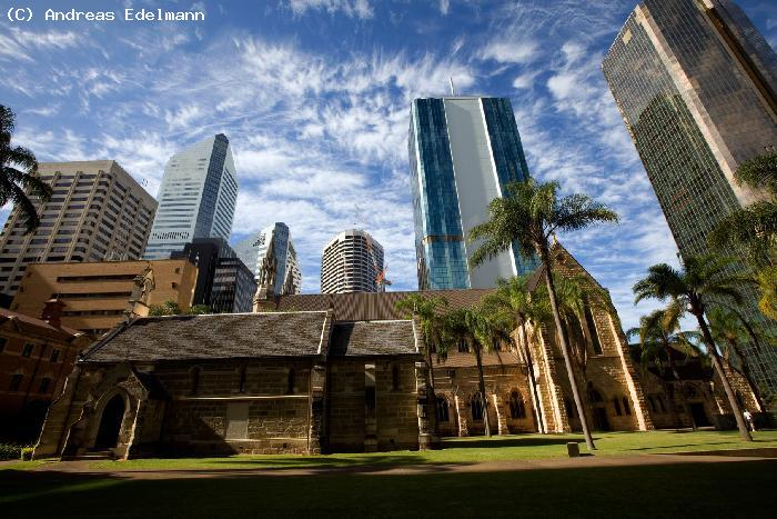 Eglise - Brisbane