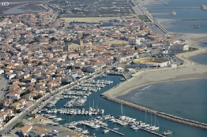 Port Camargue - PORT CAMARGUE