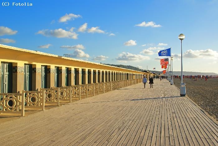 Guide deauville le guide touristique pour visiter - Office du tourisme deauville trouville ...