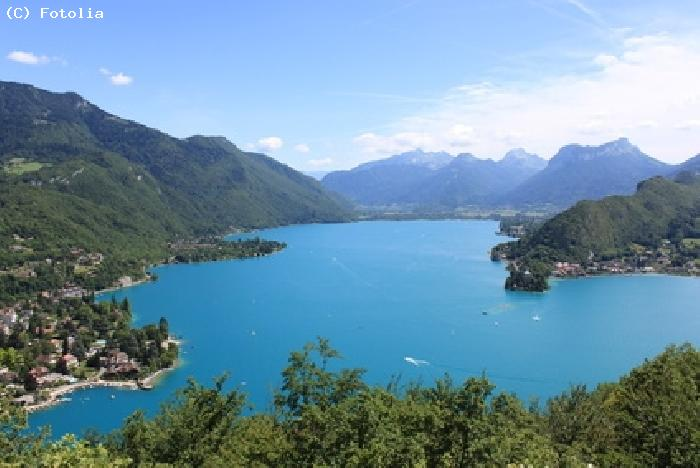 Lac d Annecy - Annecy