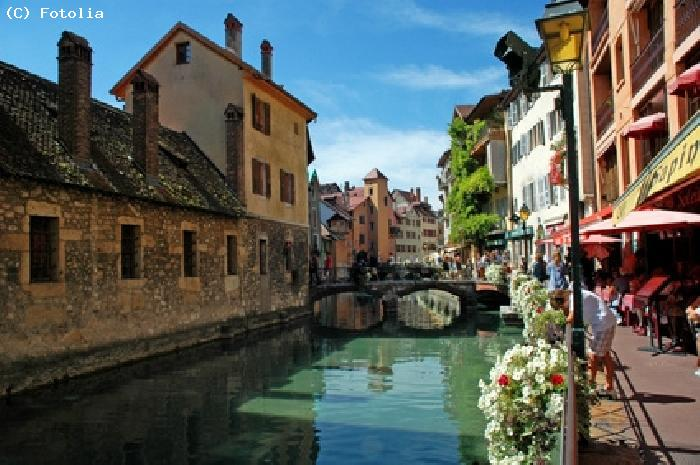 Canal - ANNECY